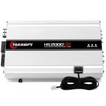 Amplificador Taramps Hs2000 X3 2000 Wrms Digital 3 Canais