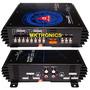 Amplificador Digital 4 Canais Alfa Amps 600wrms Sub E Stereo