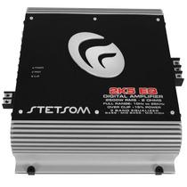 Modulo Stetsom 2k5 Eq 2500w Rms 2ohms Amplificador Mono