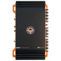 Módulo Amplificador 4 Canais Quantum Audio Q4004