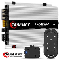 Modulo Taramps Tl 1500 + Controle Tlc3000 + Frete Grátis