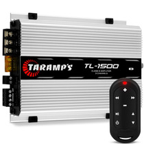 Módulo Taramps Tl 1500 + Controle Longa Distancia Tlc 3000