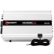 Módulo Amplificador Digital Taramps Hs 2000 3 Canais 2400w