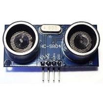 Sensor De Distância Ultrasonico Hc-sr04 Arduino E Pic