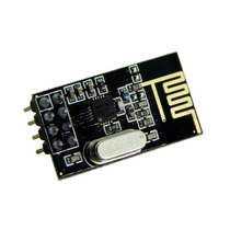 Modulo Wireless 2,4ghz Nrf24l01 Transceiver Rx Tx P/ Arduino
