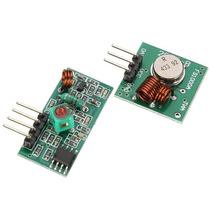 Receptor E Transmissor Wireless 433mhz Arduino/pic/arm