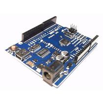 Arduino Uno Rev3 R3 Atmega328p Ch340 Mini Usb