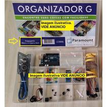 Caixa Organizadora P/ Aduino Uno Servo Sensor Wifi Esp8266