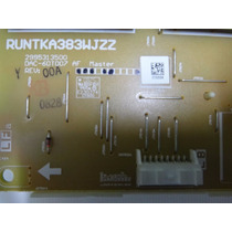 Placa Inverter Sharp Lcd Master Model:lc46r54b Runtka383wjzz