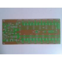 Placa Para Montar Amplificador 1000w Com 2sc5200/2sa1943