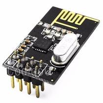 Modulo Wireless 2,4ghz Nrf24l01 Transceiver Para Arduino