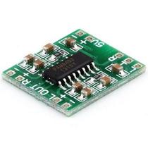 Módulo Amplificador Pam8403 2ch 3w+3w Som Estéreo Arduino