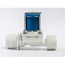 Valvula Solenoide 110v 3/4 + Relé 1 Canais 12v Para Arduino