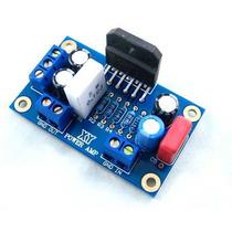 Amplificador Potência De Áudio Com Lm3886 Placa Montada 68 W