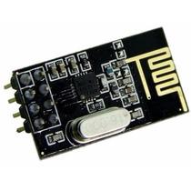 Modulo Wireless 2,4ghz Nrf24l01+ Arduino Shield Tx Rx Rf Pic