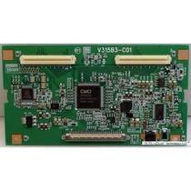 Placa T-con Tv Sony Klv-32l500a - V315b3-c01