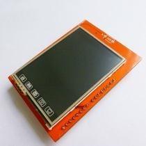Módulo Display Lcd Tft 2.4 Touchscreen + Sd Arduino/pic/arm