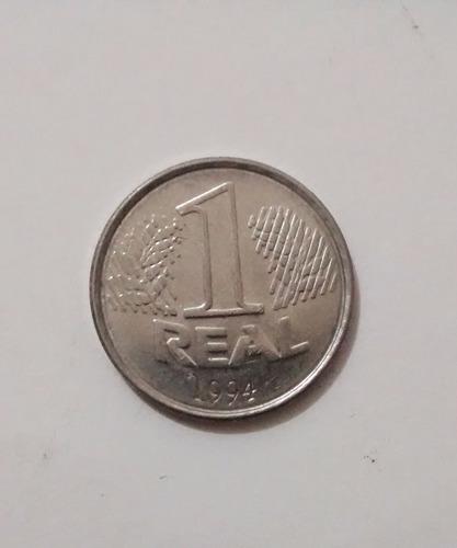 Moeda De 1 Real - 1994
