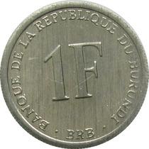 Burundi - 1 Franco 2003