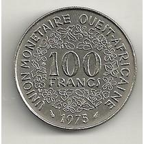 100 Francos - Estados Africanos Do Oeste