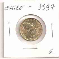 Ml-0609 - Moeda Do Chile - 10 Pesos - 1997