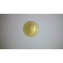 Moeda 10 Pesos Chile 2003!!!