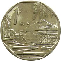 Cuba - 1 Peso 2007