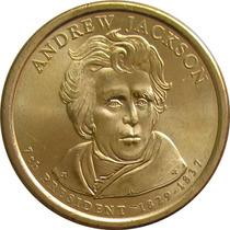 Estados Unidos - 1 Dolar 2008 (presidente Jackson)