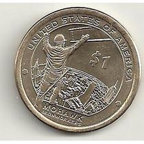 1 Dólar - 2015 - Sacagawea - Flor De Cunho