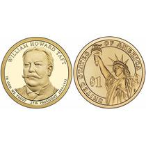 Moeda Estados Unidos 2013 1 Dolar William Howard