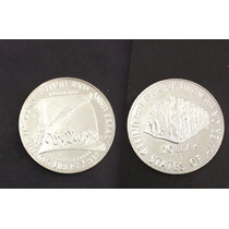 U S A : Prata Linda Comemorativa 1 Dollar 1987 Fc Escassa