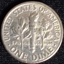 Moeda Americana One Dime - 2010 Usa