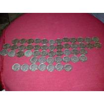 50 Moédas De One Dime Dolar Apartir De 1970 Para Colecionar