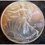 Moeda Prata Usa-liberty-um Dollar 2014-peso Uma Onça