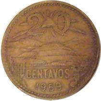 Moedas Antigas Do Mexico - Lote Com 11