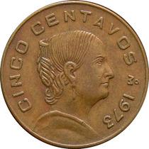 México - 5 Centavos 1973