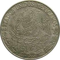 Moeda De 50 Centavos Mexicano 1978 Usada