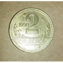 Moeda De 2 Cruzeiros, De 1950