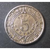 Bela Moeda Do México - 1937