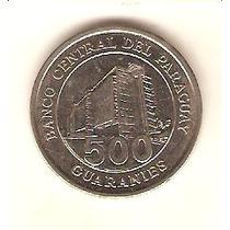 5799 - Paraguai - 500 Guaranis 2007