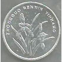 China - 1 Jiao 2006 - Flor - Inox ----- =2176=