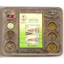 Moeda Comemorativa Mundial 2002 Coréia