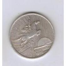 Bela Coreia Do Norte Moeda 50 Chow 1978