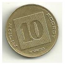 Israel - 10 Agorot 5761 / 2001