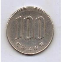 Bonita Moeda Japão 100 Yens 1971 ( 46)