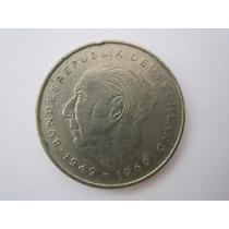 Alemanha Moeda 2 Deutsche Mark 1973 F
