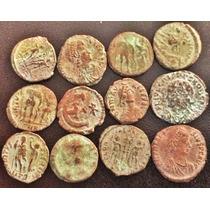 Lote 12 Moedas Antigas Império Romano Very Fine 3