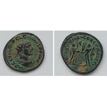 Linda Moeda De Diocletianus, Antiga Do Império Romano