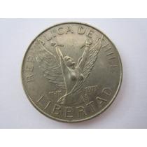 Chile Moeda 10 Pesos 1980