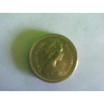 Raridade 1 Moeda De One Pound 1984 - Inglaterra